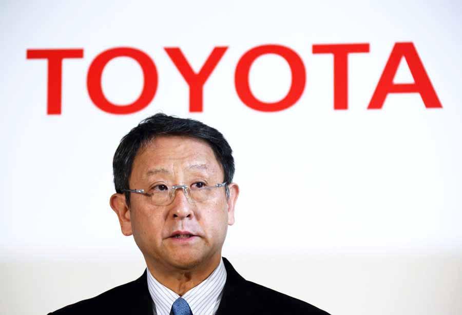 Toyota posee el segundo CEO más importante del mundo