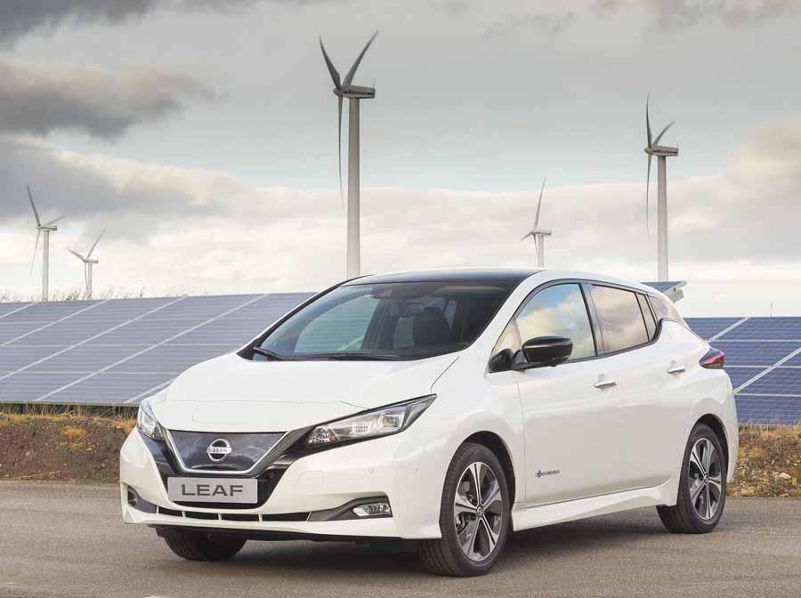 Nissan Leaf, auto eléctrico más vendido en el mundo