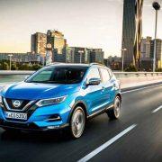 Nissan Qashqai SUV exitoso