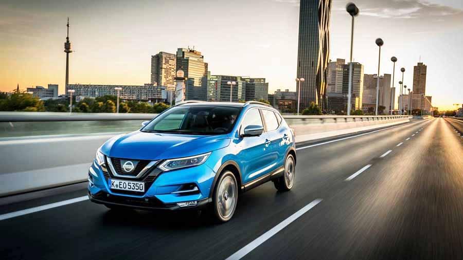 Nissan Qashqai, SUV de mas exitoso