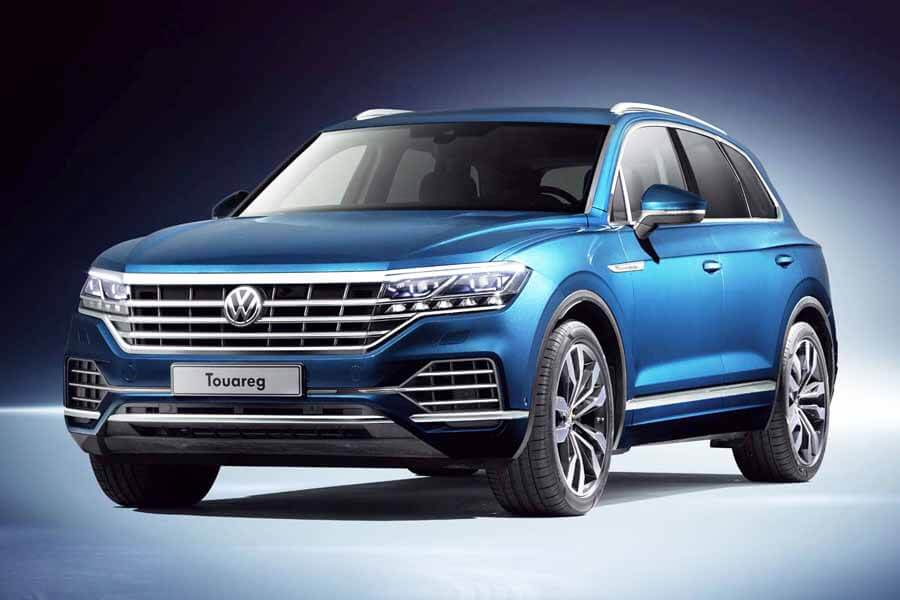 SUV Volkswagen Tourage