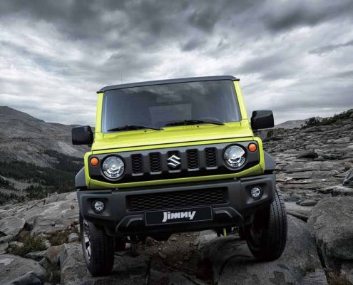 suzuki jimny first edition