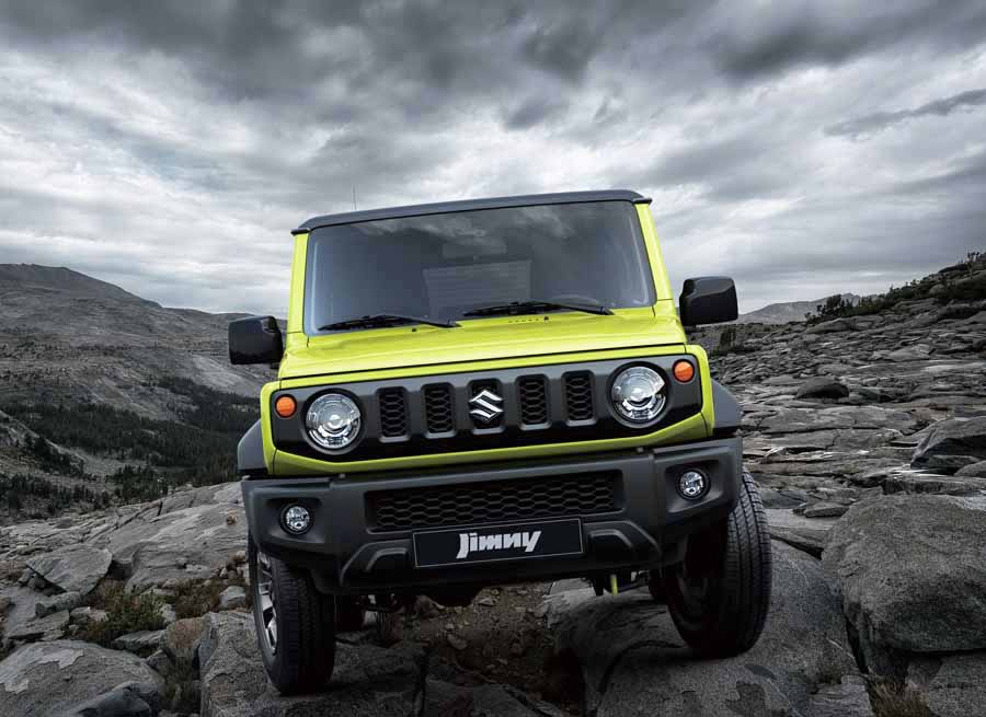 Nuevo Suzuki Jimny
