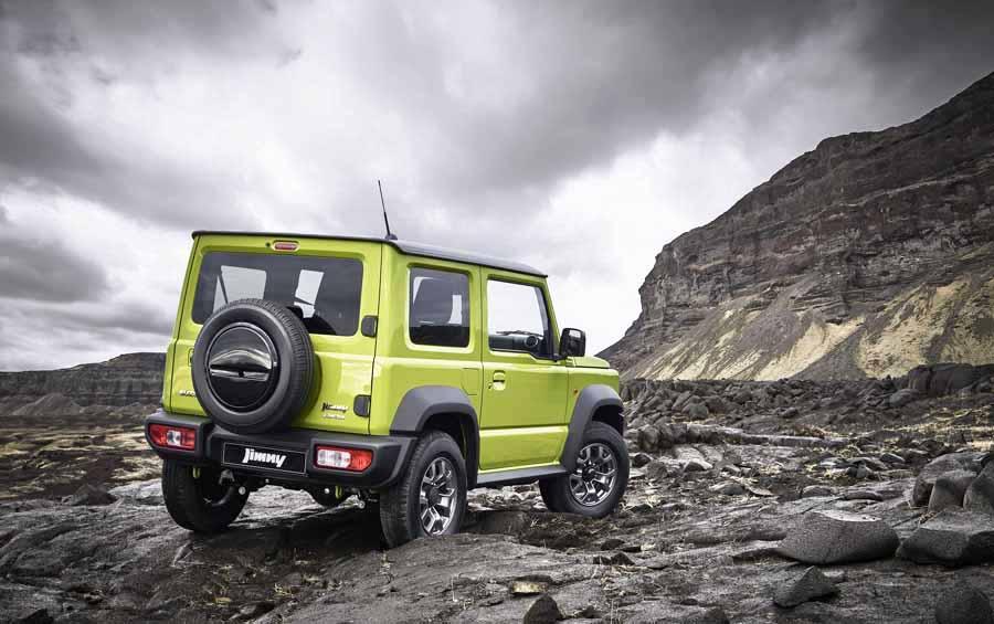 Éxito ventas Nuevo Suzuki Jimny