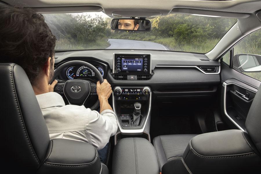 Seguridad del Nuevo Toyota RAV4