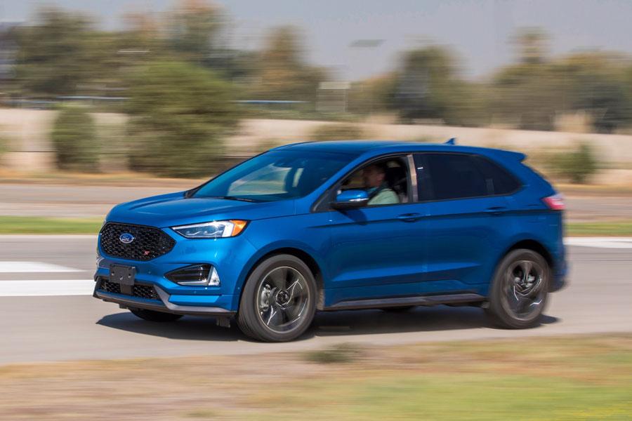 Ford Edge ST, conoce las increíbles funciones de este SUV más vendido en Chile