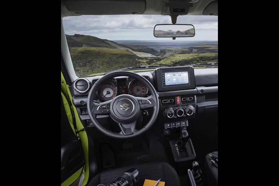 Suzuki Jimny es el vehículo preferido en Chile