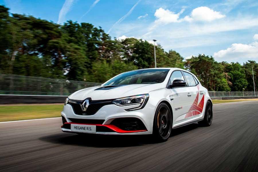 Renault Megane R.S. el Auto deportivo del Año
