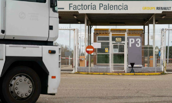 Renault autos España