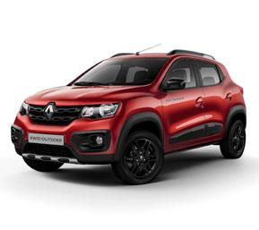 Renault Kwid en Chile